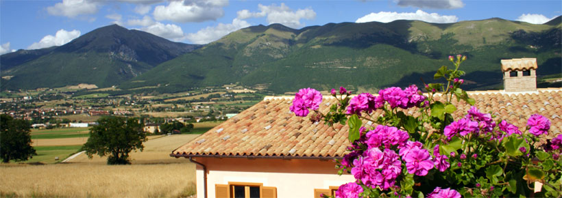 Farmhouse Italy Norcia